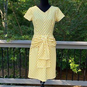 Shabby Apple 30s Art Deco Style Wiggle Dress